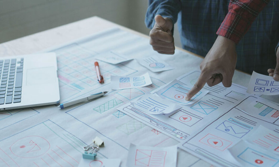 Website Planning Lessons to Build a Website